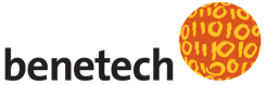 Image of the Benetech logo.