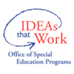 Image of the U.S. Department of Education Office of Special Education and Rehabilitative Services logo.